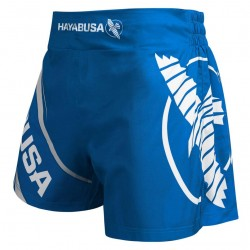 Hayabusa Kickboxing Shorts 2.0 Blue