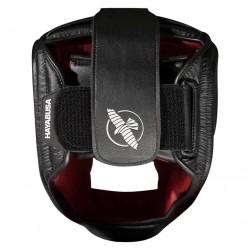 Hayabusa T3 Headguard Black Red