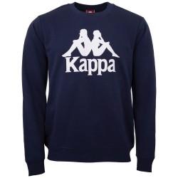 Kappa Sertum RN Sweatshirt Navy