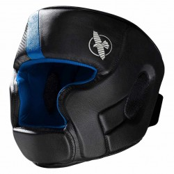 Hayabusa T3 Headguard Black Blue