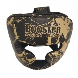 Booster Marble Youth Headguard Gold