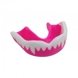 Gilbert Synergie Viper Pink White Zahnschutz Mundschutz
