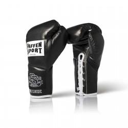 Paffen Sport Pro Classic Boxhandschuhe Schwarz