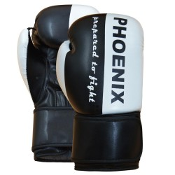 Phoenix PX Boxhandschuh Prepared to Fight Weiss Junior