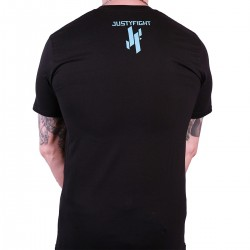 Abverkauf Justyfight Robot Fight T-Shirt