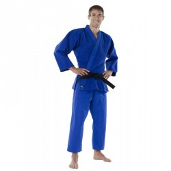 Mizuno Shiai Judo Gi Blau Junior