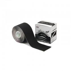 Nasara Kinesiologie Tape schwarz 5cm x 5m