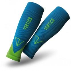 Vertics Sleeves Unterarm Kompressionsstulpen Petrol Lime