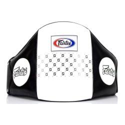 Fairtex BPV1 Bellypad Black White