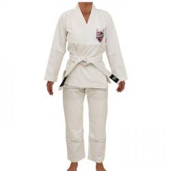 Booster BJJ Gi Pro Shield White Fu Female