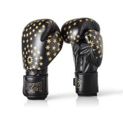 Paffen Sport Lady Boxhandschuhe Schwarz Gold