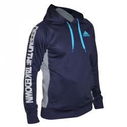 Abverkauf Adidas MMA Hoody Navy adiMMAH03
