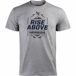 Hayabusa Rise Above T-Shirt Grey