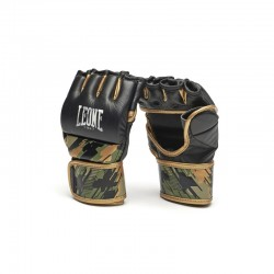 Leone 1947 MMA Handschuh Neo Camo grün