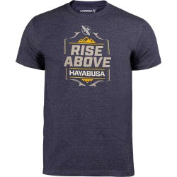 Hayabusa Rise Above T-Shirt Blue