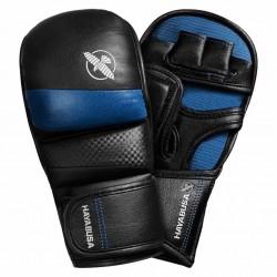 Hayabusa T3 7oz Hybrid Gloves Black Blue