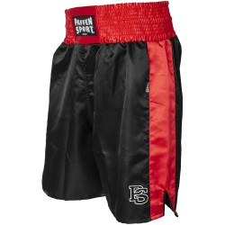 Paffen Sport Allround Boxhose Shwarz Rot