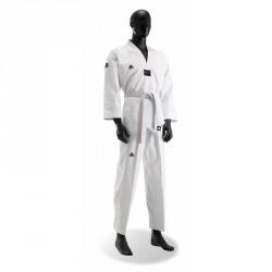 Adidas Dobok Adichamp III Revers Weiss