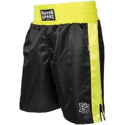 Paffen Sport Allround Boxhose Schwarz Neongelb
