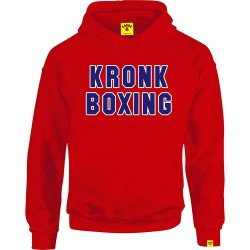 Kronk Boxing Hoodie Red White Blue