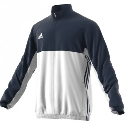Adidas T16 Team Jacke Männer Navy Blau Weiss AJ5383