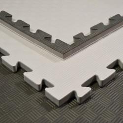 Phoenix Puzzlematte 100x100x2cm schwarz grau