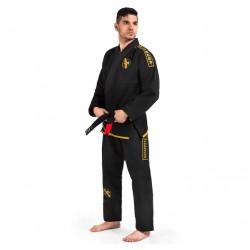 Hayabusa Lightweight Jiu Jitsu Gi Black Gold