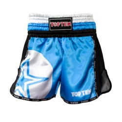 Top Ten Star Thaiboxshort Blau