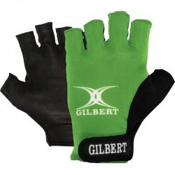 Gilbert Rugby Synergie Handschuhe Green