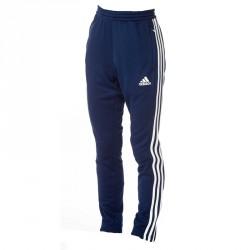 Adidas T16 Sweat Hose Männer Navy Blau Weiss AJ5396