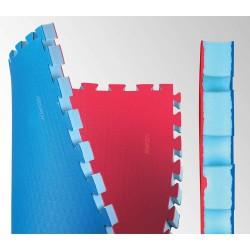 Kwon Wendematte 4cm rot blau