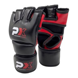 Phoenix ProTech MMA Handschutz PU Black