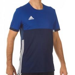 Adidas T16 Climacool T-Shirt Männer Navy Royal Blau AJ5445