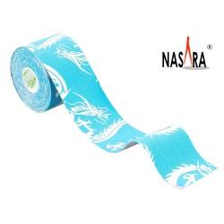 Nasara Dragon Kinesiologie Tape türkis 5cm x 5m