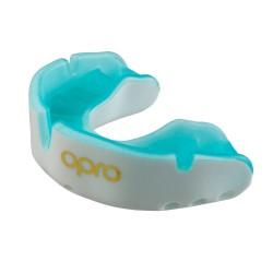 OPRO Zahnschutz Gold Senior mattweiss mint