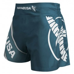 Hayabusa Kickboxing Shorts 2.0 Steel Blue