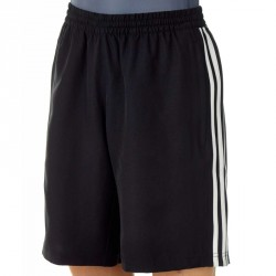 Adidas T16 Climacool Woven Short Männer Schwarz Weiss AJ5293