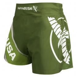Hayabusa Kickboxing Shorts 2.0 Green