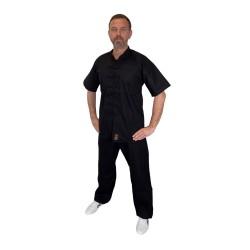 Phoenix PX Kung Fu Anzug QUAN Junior Black
