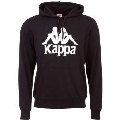 Abverkauf Kappa Taino Hooded Sweatshirt Caviar