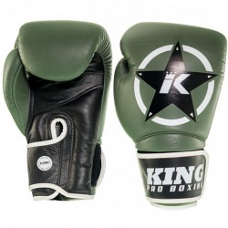 King Pro Boxing Vintage 3 Boxhandschuhe