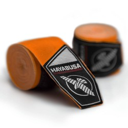 Hayabusa Perfect Stretch Handwraps Orange
