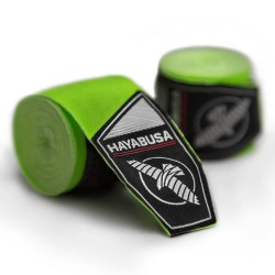 Hayabusa Perfect Stretch Handwraps Green