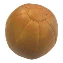 Medizinball Braun 9Kg Leder