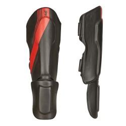 Phoenix PX Scienbein Spannschutz Fight Pro Black Red