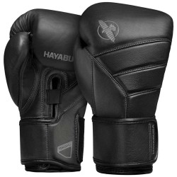 Hayabusa T3 Kanpeki Boxing Gloves Black