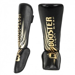 Booster Shinguard Champion Kids Black