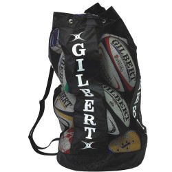 Gilbert Breathable Ball Bag Black