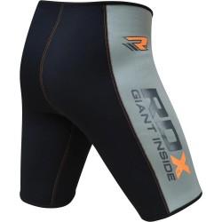 RDX Neopren Kompression Short schwarz orange