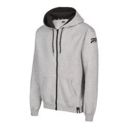 Phoenix PX Zip Hoodie Junior Grey Black